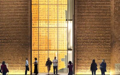 Museum of the Bible brings God's Word to life