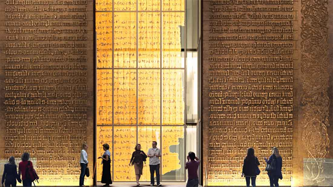 Museum of the Bible brings God's Word to life   BSF Blog